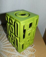 Partylite Raumduftöl-Kerzenhalter Cambia grün Teelichter Votivkerzen SmartScents