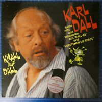 Karl Dall Knall auf Dall HANSA 664789 LP-1351