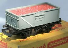 Tri-ang Railways, T270, TT Gauge (3mm) Steel Mineral wagon with ore load
