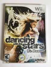 Dancing With the Stars: We Dance - Nintendo  Wii Game No Manual