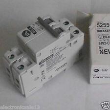 Allen-Bradley H030 2 POLO INTERRUTTORE AUTOMATICO 277V AC 65V DC 3 A 1 / 2HP