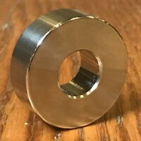 """.784 ID x 1 1//2/"""" OD x 1//2/"""" Thick 304 stainless spacer extsw 3//4/"""""""
