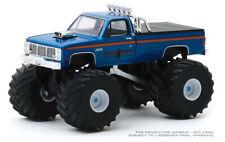 Greenlight GMC High Sierra 2500 1985 Bear Foot Monster Truck 49060 C 1/64