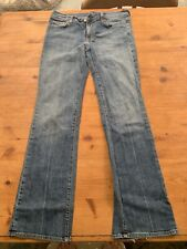 7SEVEN FOR ALL MANKIND BOOTCUT JEANS LOW RISE (30) VINTAGE STYLE - Mid-Wash