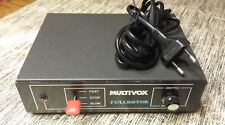 Multivox Fullrotor Model MX-2