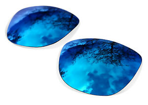 Polarized Ice Blue Replacement Lenses for Oakley Frogskins