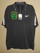 NWT MENS L NIKE TIGER WOODS COLLECTION OREGON DUCKS RARE ISSUED TEAM POLO SHIRT