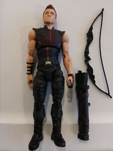Marvel legends Hawkeye MCU Movie Amazon exclusive 4-pack loose Age of Ultron