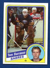 1984-85 Topps Tom Barrasso Rookie #14 NM-MT+