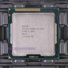 Intel Xeon E3-1220 SR00F CPU Processor 5 GT/s 3.1 GHz LGA 1155/Socket H2