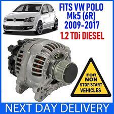 VW VOLKSWAGEN Polo Mk5 6R 1.2 TDI DIESEL 2009-2017 NEW 110A ALTERNATOR (NON S/S)