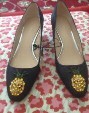 ZARA Pineapple Shoes NWT Size 8 39