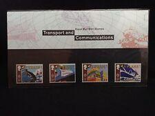 GB 1988 Presentation Pack #190 TRANSPORT & COMMUNICATIONS