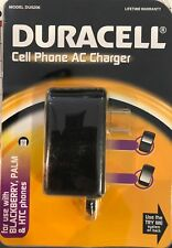 Duracell Cell Phone AC Charger Micro USB DU5206