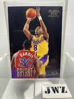 KOBE BRYANT - LOS ANGELES LAKERS - FLEER 96-97 Card - N0. 233 ROOKIE
