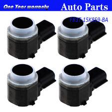 4X  FR3T-15K859-BA PDC Parking Sensor For Ford F150 Explorer Lincoln MKX MKZ