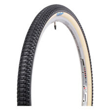 SE Racing Cub Tire 26x2.0 Black-Tan Wire Bead 27 TPI Urban Wheelie
