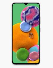 NEW Samsung Galaxy A90 6.7'' 5G Smartphone 128GB Unlocked Sim-Free - White