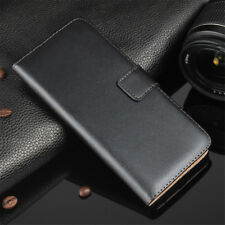 Flip Genuine Leather Wallet Cover Case For Lenovo K6 K8 Note Vibe B B2 C2 P2