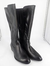 Tamaris knee High Boots Black UK 6 EU 39 BT01 90