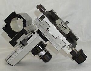 8x10 Sinar P Standard Bearer for Camera