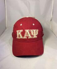 Kappa Alpha Psi Fraternity Three Greek Letter Baseball Hat-New!