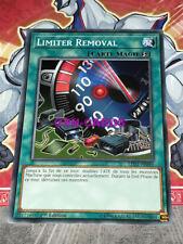 Carte Yu Gi Oh LIMITER REMOVAL LED2-FR049 x 3