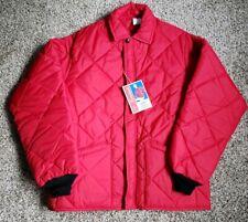 Vtg Tamarack Quilted Jacket Deadstock Weather Wear Men Large Winter Coat NWT USA