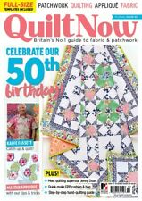 Quilt Now Magazine Issue 50 Bonus Gifts