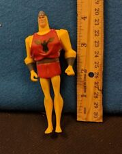 JLU Animated Justice League Unlimited Shining Knight action figure loose