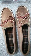 COLORADO BRAND MEN'S Slip On Moccasin Loafer Comfort Shoes SIZE 9