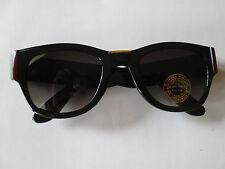 1 Retro Sonnenbrille schwarz 50er 60er Brille Vintage 50s 60s neu Retro Nerd