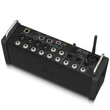 BEHRINGER X AIR XR12 12-Input Digital Mixer iPad/Android WIFI + Full Warranty