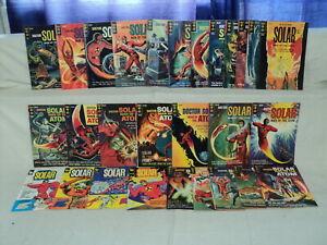 Doctor Solar Man of the Atom 2-31 (miss.2bks) SET Nice! Gold Key Comics (s 11155