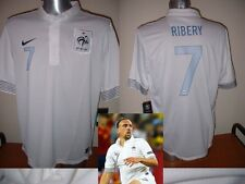Francia Nike Ribery Xl Camisa Jersey Football Soccer BNWT Bayern Munich Francais