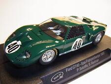 Slot. it ford gt40 spa francorchamps 1966 para autorennbahn 1:32 carreras