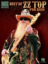 Best Of ZZ Top Learn to Play LEGS Sleeping Bag BASS Guitar TAB Music Book