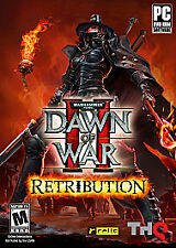 Warhammer 40,000 Dawn of War II 2 Retribution PC Video Game army sci-fi tactical