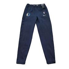 NWT Nike Therma Flex Dallas Mavericks TearAway Game Pants L-TT Extreme Tall $100