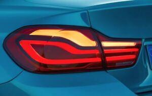 Genuine BMW LED LCI Rear Tail Lights F32 F33 F36 4 Series F82 F83 M4 retrofit