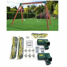 Swing Set Hardware Kit A-Frame Classic Free Standing DIY Play Set - NO WOOD