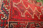 COLLECTORS' PIECE Antique Three Medallion Floral Carpet,Natural Vegetable Dye Ru