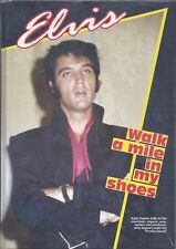 ELVIS WALK A MILE IN MY SHOES BOOK 160 PAGES BONUS CD 13 TRACKS SEALED VERY RARE