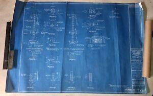 Candlestick Park Stadium Blueprint - San Francisco Giants - 49ers- Joe Montana