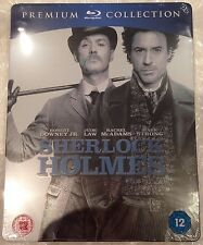 Sherlock Holmes - Steelbook Edition - Premium Collection Blu-Ray - Region B
