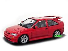 Ford Escort RS Cosworth  1992-1994   rot    /  Minichamps  1:43