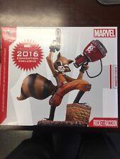 Gentle Giant Marvel Rocket Raccoon Animated Statue SDCC 2016 Skottie Young