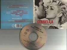 IZABELLA Scorupco Shame Shame Shame w/ KARAOKE VERSION CD single USA seller 1992