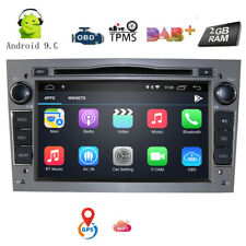 "7""Android 9.0 Car GPS 2DIN Stereo DSP Radio DVD Player Wifi Opel Vauxhall holden"