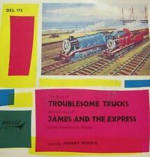 "Johnny Morris(7"" Vinyl P/S)Troublesome Trucks-Delyse-DEL 115-UK-VG+/Ex-"